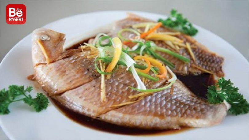 魚を蒸すときのコツ1