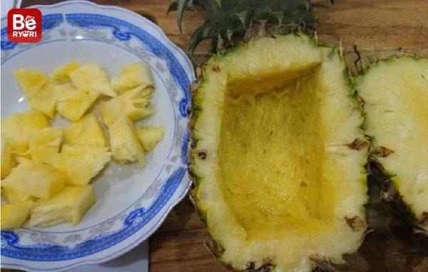 パイナップルのチャーハン-36