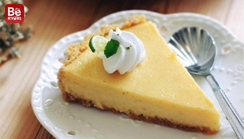 レモンケーキの作り方