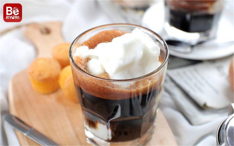 ココナッツコーヒーの作り方